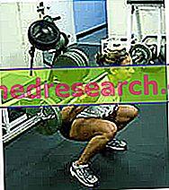 Silový tréning: squat a predĺženie nohy