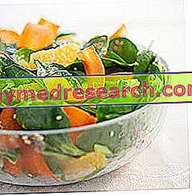 Laxativní zelenina